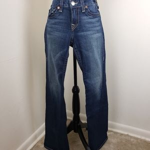 True Religion Joey Twisted Flare 30 Jeans